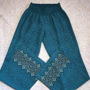 Prana Flowy Printed Pants